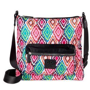 Go!Sac Nola Crossbody Bag Multicolored